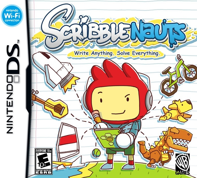 Scribblenauts on DS - Gamewise