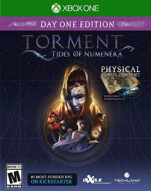Torment: Tides of Numenera [Gamewise]