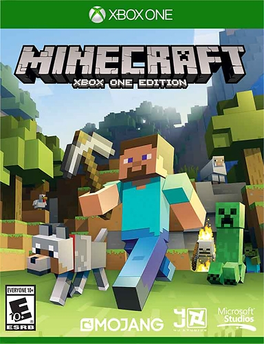 MineCraft on XOne - Gamewise