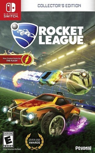 Rocket League for NS Walkthrough, FAQs and Guide on Gamewise.co