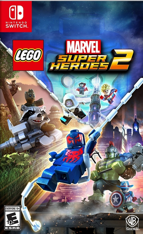 LEGO Marvel Super Heroes 2 on NS - Gamewise