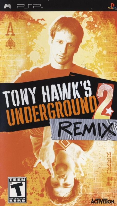 Tony Hawk's Underground 2 Remix for PSP Walkthrough, FAQs and Guide on Gamewise.co