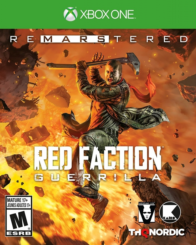 Red Faction: Guerrilla Re-Mars-tered [Gamewise]