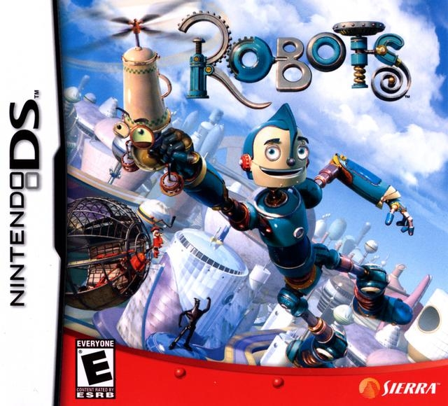 Robots for DS Walkthrough, FAQs and Guide on Gamewise.co