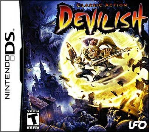 Classic Action: Devilish for DS Walkthrough, FAQs and Guide on Gamewise.co