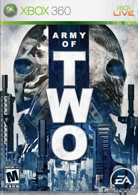 Army of Two on X360 - Gamewise