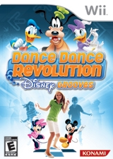 Dance Dance Revolution: Disney Grooves | Gamewise