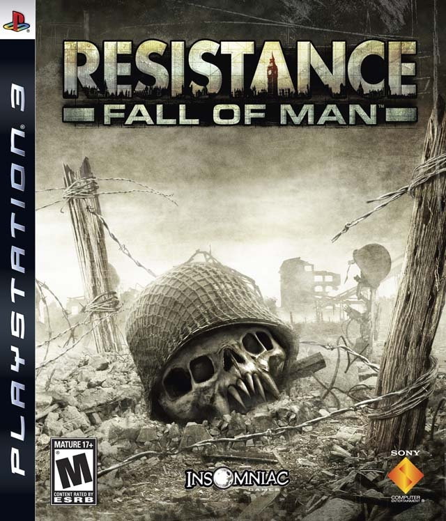 Resistance: Fall of Man on PS3 - Gamewise