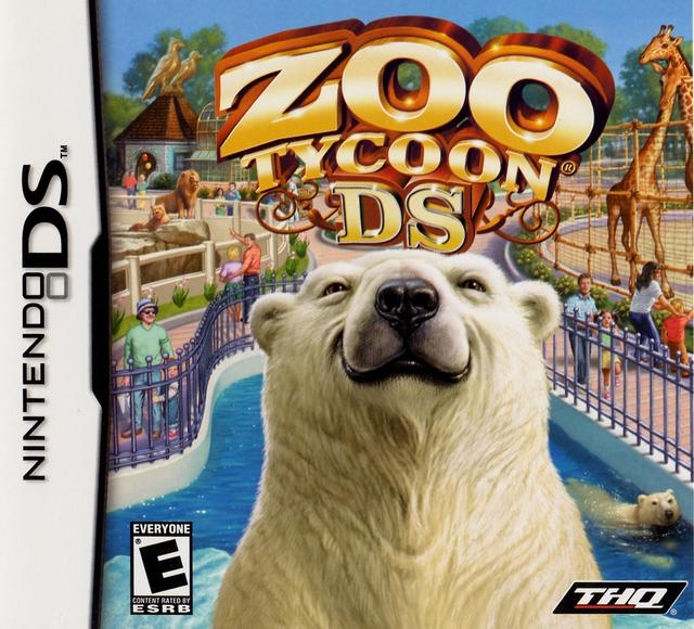 Zoo Tycoon DS on DS - Gamewise
