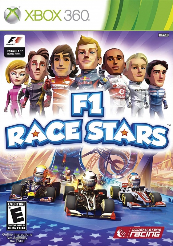 F1 Race Stars | Gamewise