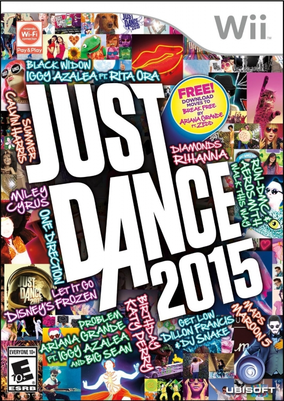 Gamewise Just Dance 2015 Wiki Guide, Walkthrough and Cheats