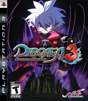 Disgaea 3: Absence of Justice for PS3 Walkthrough, FAQs and Guide on Gamewise.co