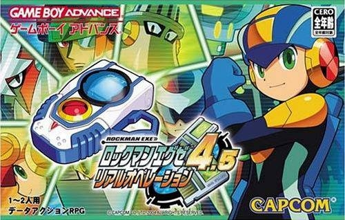 RockMan EXE 4.5 Real Operation | Gamewise