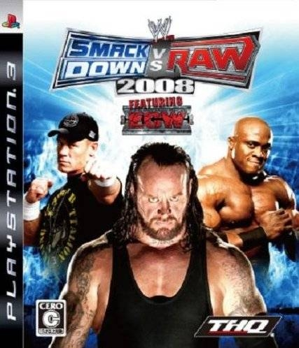 WWE SmackDown vs Raw 2008 for PS3 Walkthrough, FAQs and Guide on Gamewise.co