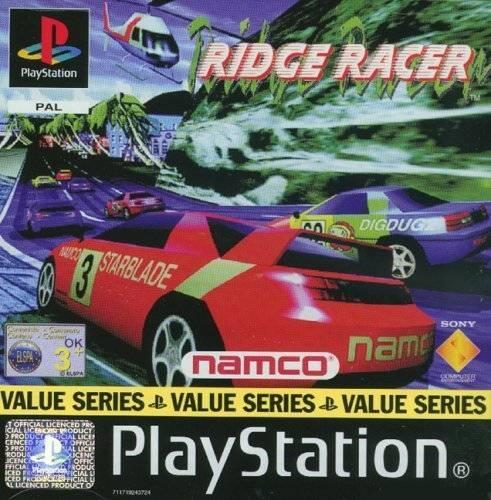 Ridge racer psx Psp
