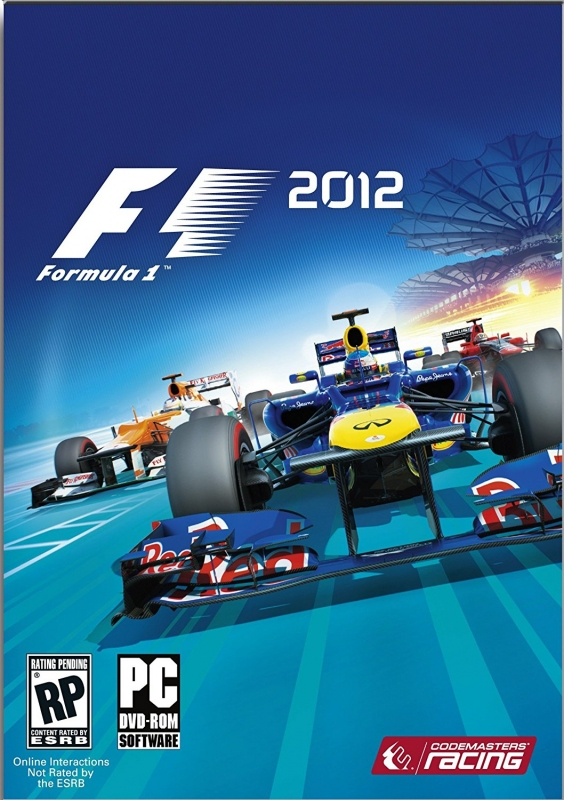 F1 2012 on PC - Gamewise