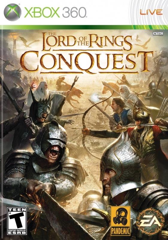 The Lord of the Rings: Conquest on X360 - Gamewise