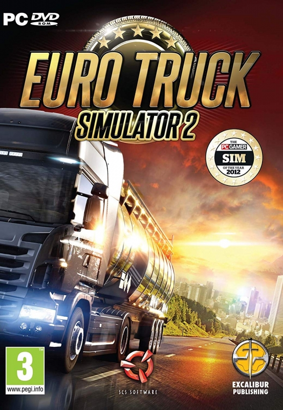 Euro Truck Simulator 2 on PC - Gamewise