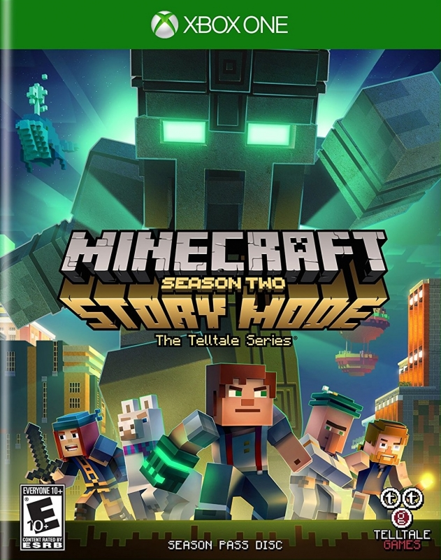 Minecraft: Story Mode - Season Two for XOne Walkthrough, FAQs and Guide on Gamewise.co
