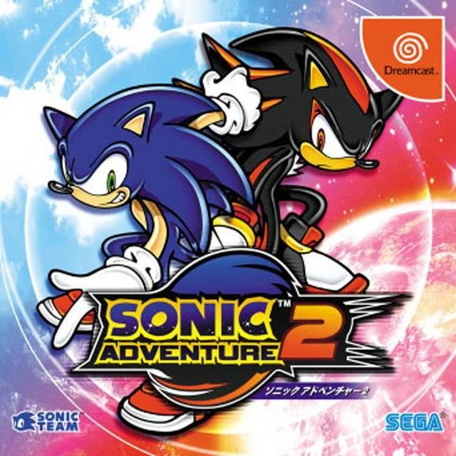 Sonic Adventure 2 for DC Walkthrough, FAQs and Guide on Gamewise.co