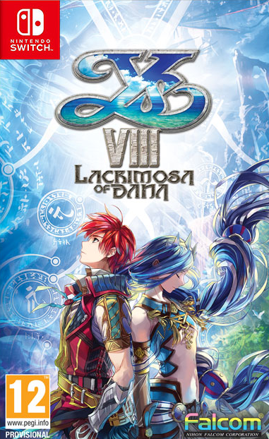 Ys VIII: Lacrimosa of Dana on NS - Gamewise