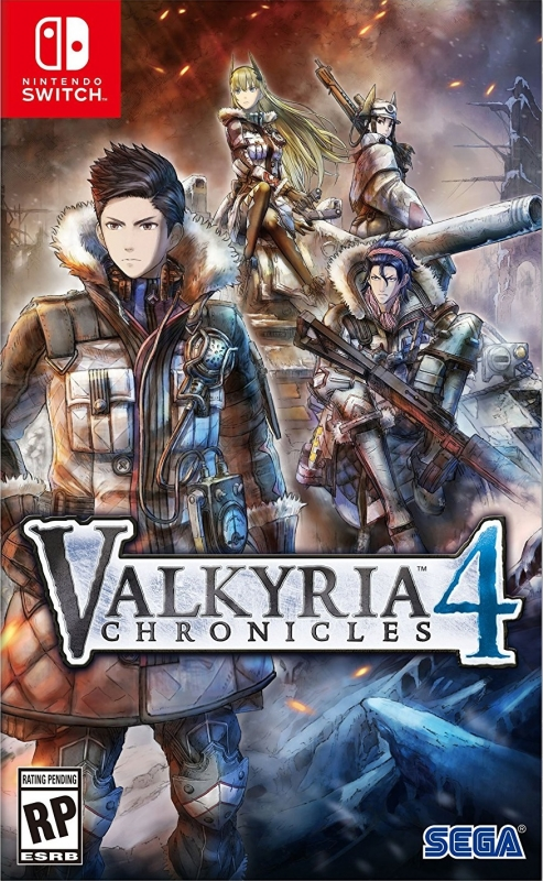 Valkyria Chronicles 4 [Gamewise]