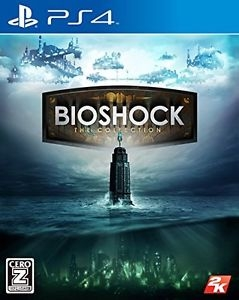 BioShock The Collection on PS4 - Gamewise