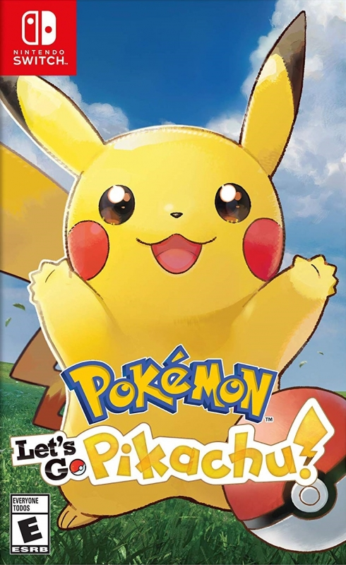 Pokemon: Let's Go, Pikachu! on NS - Gamewise