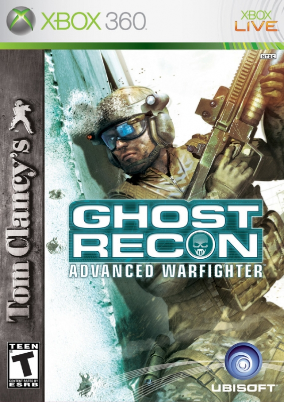 Tom Clancy's Ghost Recon Advanced Warfighter on X360 - Gamewise