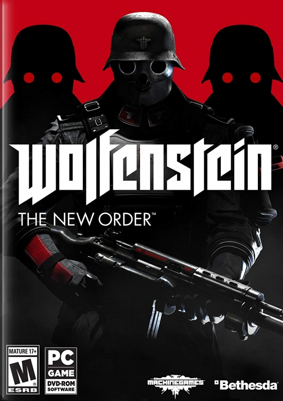 Wolfenstein: The New Order for PC Walkthrough, FAQs and Guide on Gamewise.co