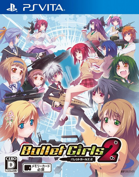 Bullet Girls 2 on PSV - Gamewise