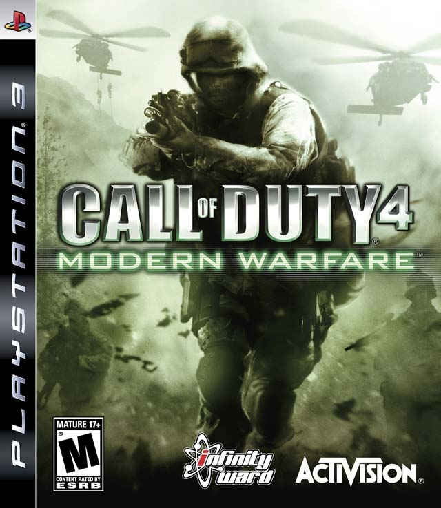Call of Duty 4: Modern Warfare for PS3 Walkthrough, FAQs and Guide on Gamewise.co