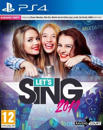 Let's Sing 2019 for PS4 Walkthrough, FAQs and Guide on Gamewise.co
