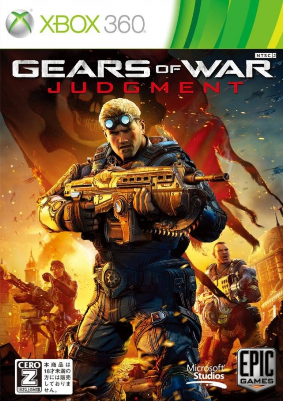 Gears of War: Judgment for X360 Walkthrough, FAQs and Guide on Gamewise.co