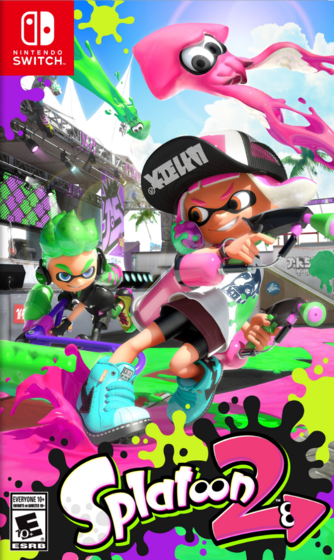Splatoon 2 Wiki on Gamewise.co