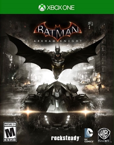 Batman: Arkham Knight Wiki Guide, XOne
