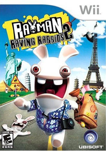 Gamewise Rayman Raving Rabbids 2 Wiki Guide, Walkthrough and Cheats