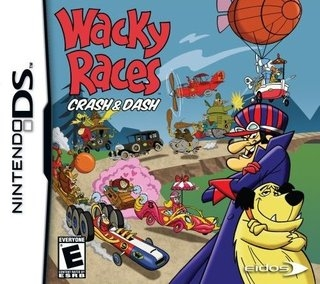 Wacky Races: Crash & Dash | Gamewise