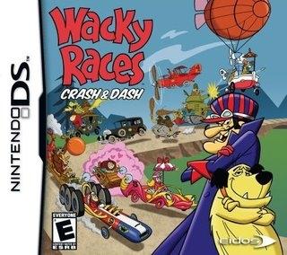 Wacky Races: Crash & Dash | Gamewise
