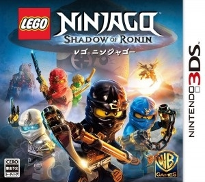 LEGO Ninjago: Shadow of Ronin on 3DS - Gamewise