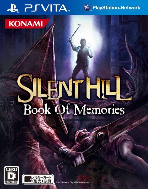 Silent Hill: Book of Memories on PSV - Gamewise