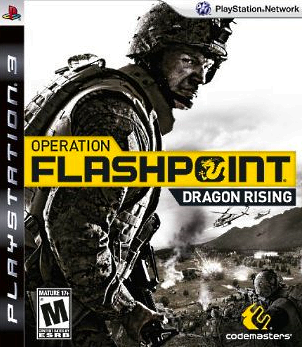 Operation Flashpoint: Dragon Rising on PS3 - Gamewise