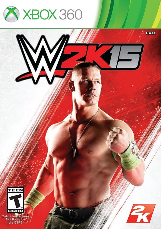 WWE 2K15 for X360 Walkthrough, FAQs and Guide on Gamewise.co