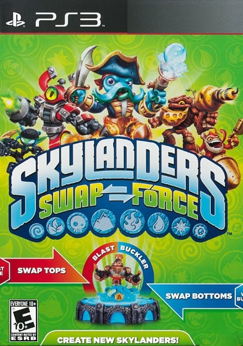 Gamewise Skylanders SWAP Force Wiki Guide, Walkthrough and Cheats