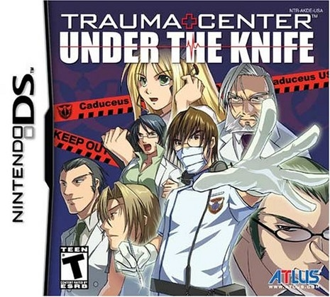 Trauma Center: Under the Knife on DS - Gamewise