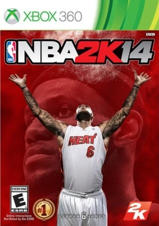 Gamewise Wiki for NBA 2K14 (X360)