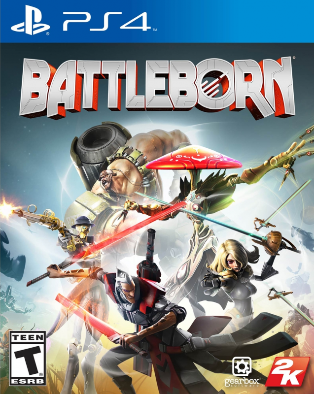 Gamewise Wiki for Battleborn (PS4)