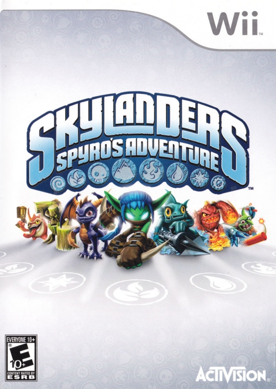 Skylanders: Spyro's Adventure for Wii Walkthrough, FAQs and Guide on Gamewise.co