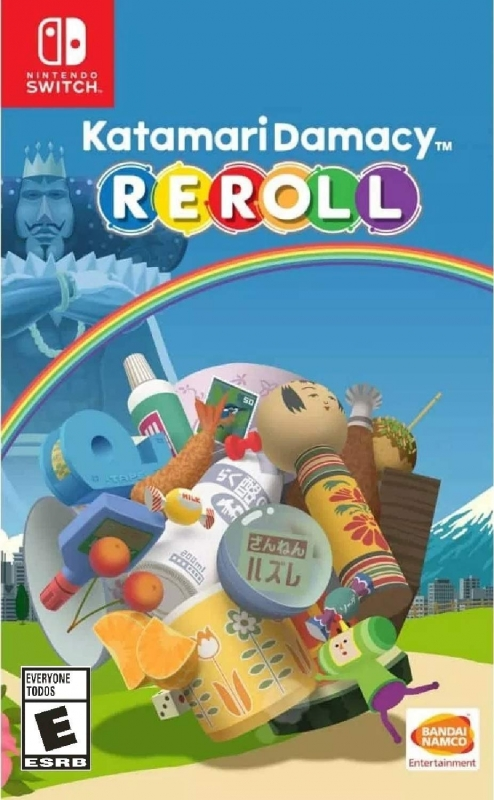 Gamewise Katamari Damacy Reroll Wiki Guide, Walkthrough and Cheats
