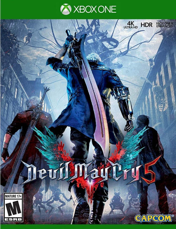Gamewise Wiki for Devil May Cry 5 (XOne)